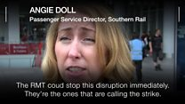 Southern strike - Angie Doll