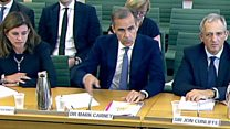 Carney: 'I'm absolutely serene'