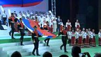 В Москве открылись альтернативные Паралимпийские игры