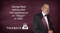 Talkback at 30: George Best