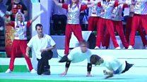 """Los """"Juegos de Consolación"""" que Rusia realiza para sus atletas vetados de los Paralímpicos"""
