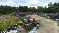 Fifty years of dumped waste in Shropshire to be cleaned up
