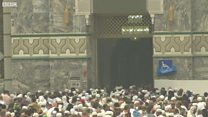 Le hajj sous tension