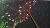 ТВ-новости: ядерное испытание в КНДР
