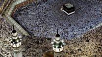 2016 Hajj: A tsaurara matakai a Saudiyya
