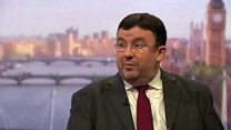 NHS 'under the greatest pressure in a generation' says CEO