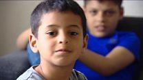 'Reunite Syrian families split by war'