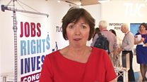 Could the TUC work with PM over workers' rights?