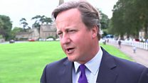 Cameron announces resignation as MP
