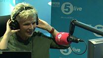 Julie Walters: Grammar schools 'divisive and dreadful'