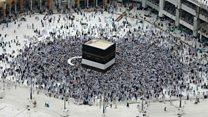 Mekke'ye giden hacı adaylarının sayısı azaldı