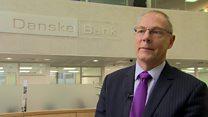 Paul Black from Danske Bank