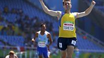 ТВ-новости: секрет успеха украинских паралимпийцев
