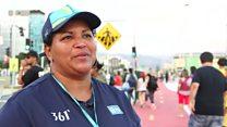 Паралимпиада в Рио: из безработных в помощники