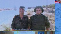 Russians come under fire during Syria truce