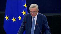 Juncker calls for EU military HQ