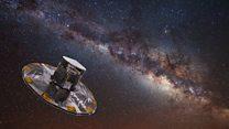 Scientists map billions of stars