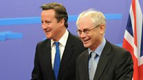 'We all warned Cameron on EU vote' - Van Rompuy