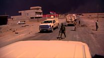 Освобожденный город в Ираке: тюрьмы и подземелья ИГ