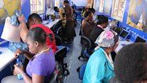 Wanawake na teknolojia nchini Kenya