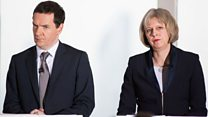 Osborne and May 'really disliked each other'