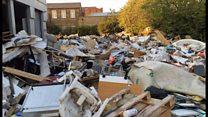 Rubbish England