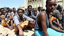 Kumannaan tahriibayaal ku sugan Liibiya