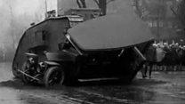 El arma secreta de los británicos que atemorizaba a los alemanes en la Primera Guerra Mundial