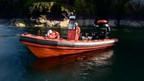 Community launches replacement lifeboat