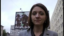 ロシア下院選の野党候補 「公平な戦いではない」