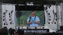 Conferencia de las FARC en Colombia