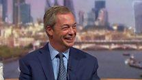 Did Nigel Farage really skinny dip?