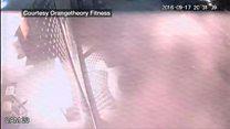 Vídeo mostra momento de explosão em Nova York