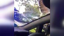 Vídeo viraliza ao mostrar 'ataque de fúria' de policial no Reino Unido