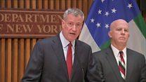 Mayor: No quick answers to NY bombing