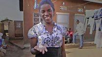 La niña africana que se convirtió en la inesperada heroína de la última película de Disney