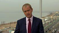 Lib Dems want referendum on UK-EU deal