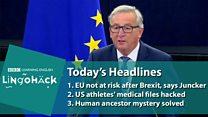 Presidente da Comissão Europeia alerta para falta de cooperação na UE