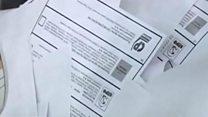 रूस में संसदीय चुनाव
