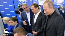 Выборы в России: победа ЕР или Путина?