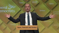 Tim Farron's full speech to Lib Dem conference