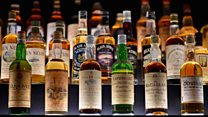 'The world is full of whisky lovers'