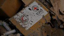 ТВ-новости: удар по гуманитарной колонне покончил с перемирием