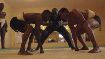 La prochaine star du sumo sera-t-elle sénégalaise?