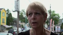 'I cried all day' over US bomb blasts