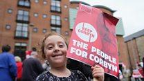 Corbyn's kids: Can you teach children your politics?