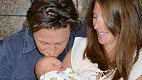 Jamie Oliver: 'I've got a night nurse' for fifth baby