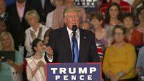 Trump: Black communities worse than 'ever'