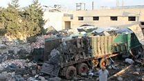 सीरिया में शांति के लिए यूएन की कोशिश