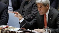 John Kerry urges Russia 'to come clean'